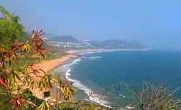 Bahía de Bengala foto de archivo libre de regalías