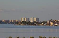 Bahía de Boca Ciega imágenes de archivo libres de regalías