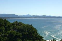 Bahía de Byron Foto de archivo