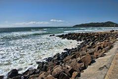 Bahía de Byron, Australia Fotografía de archivo libre de regalías