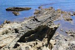 Bahía de Cadaques Fotografía de archivo libre de regalías