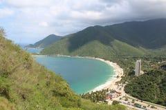 Bahía de Cata Foto de archivo