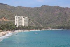 Bahía de Cata, Venezuela Imagen de archivo