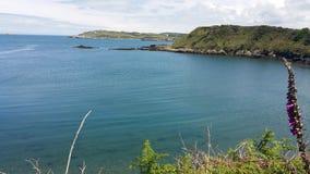 Bahía de Cemaes Imagen de archivo