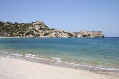 Bahía de Crete fotos de archivo libres de regalías