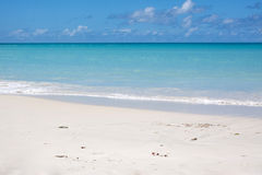Bahía de Dickenson, Antigua Fotografía de archivo libre de regalías