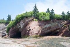 Bahía de Fundy Imagen de archivo