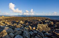 Bahía de Galway Fotografía de archivo