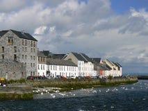 Bahía de Galway Imagen de archivo libre de regalías