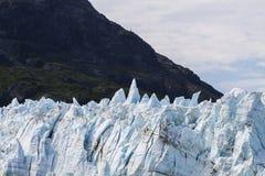 Bahía de glaciar Alaska Foto de archivo libre de regalías