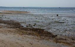 Bahía de Greenwhich Imagen de archivo libre de regalías