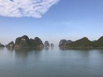 Bahía de Halong Imagen de archivo