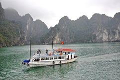 Bahía de Halong, Vietnam Foto de archivo