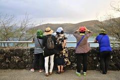 Bahía de Hanauma, Oahu Fotografía de archivo libre de regalías