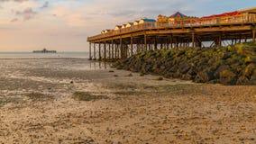 Bahía de Herne, Kent, Inglaterra, Reino Unido fotografía de archivo libre de regalías