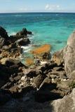 Bahía de herradura Bermudas Foto de archivo