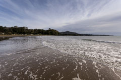 Bahía de herradura, Eastcape Fotos de archivo libres de regalías