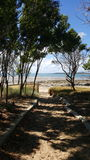 Bahía de Hervey imagen de archivo libre de regalías