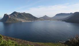 Bahía de Hout de la impulsión del pico de Chapmans foto de archivo libre de regalías