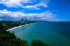 Bahía de Hua Hin imágenes de archivo libres de regalías