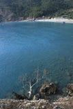 Bahía de Kabak Imagenes de archivo