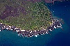 Bahía de Kealakekua Foto de archivo