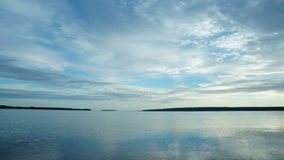 Bahía de Keweenaw Imagen de archivo