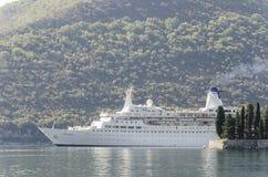 Bahía de Kotor, Montenegro Imagen de archivo