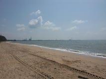Bahía de la industria de Rayong Imagen de archivo