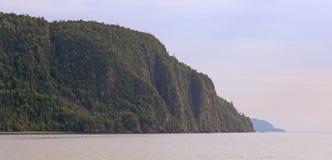 Bahía de la mujer mayor Fotografía de archivo