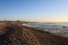 Bahía de la terraza Imagen de archivo libre de regalías