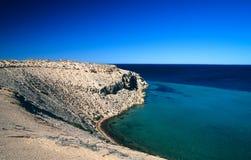 Bahía de la turquesa fotos de archivo libres de regalías