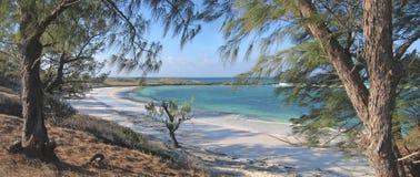 Bahía de las dunas, Antsiranana Fotos de archivo libres de regalías