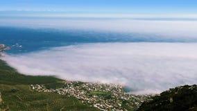 Bahía de los campos en Cape Town