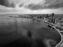 Bahía de Luanda, Luanda, Angola Fotos de archivo libres de regalías