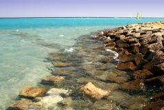 Bahía de Makadi Imagen de archivo libre de regalías