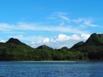 Bahía de Manaw fotografía de archivo libre de regalías