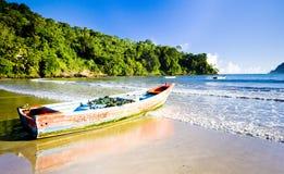 Bahía de Maracas Imagen de archivo