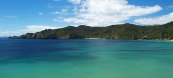 Bahía de Matauri Fotos de archivo libres de regalías
