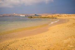 Bahía de Mellieha - Malta Imagen de archivo libre de regalías