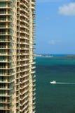 Bahía de Miami Biscayne fotografía de archivo libre de regalías