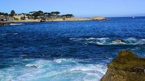 Bahía de Monterey del punto de los amantes metrajes