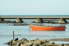 Bahía de Montevideo imagen de archivo
