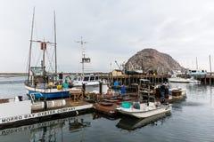 Bahía de Morro Fotos de archivo