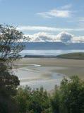 Bahía de Mulrany, Mayo, Irlanda Fotos de archivo libres de regalías