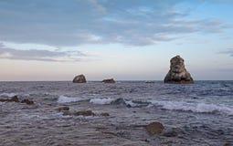 Bahía de Mupe Imágenes de archivo libres de regalías