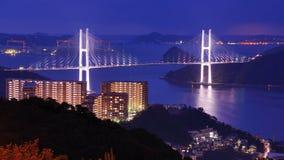 Bahía de Nagasaki Fotos de archivo libres de regalías