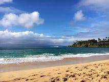 Bahía de Napili, Maui Fotografía de archivo