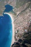 Bahía de Oludeniz Fotografía de archivo