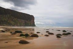 Bahía de Rackwick Imagen de archivo libre de regalías
